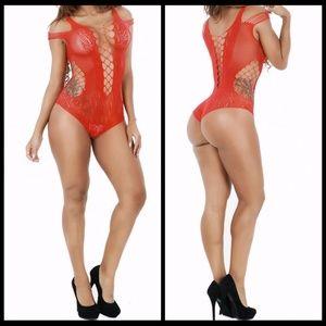 ❤️NEW Sexy Lace Bodysuit Lingerie #L028R